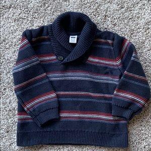 Janie and jack shawl collar sweater boys (18-24m)